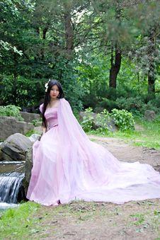 Free Beutiful Japanese Woman Royalty Free Stock Image - 14757486