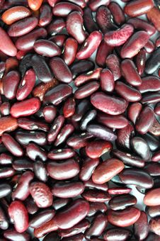 Free Red Kidney Beans Royalty Free Stock Image - 14757496