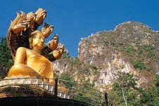 Free Buddha Statue Stock Photography - 14757522