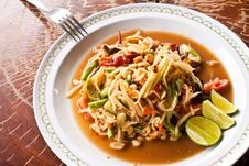 Free Papaya Salad Stock Images - 14758114