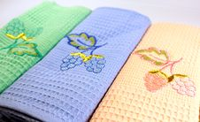Free Towel Royalty Free Stock Photography - 14758547