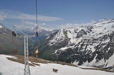 Free Caucasus Mountains Stock Images - 14759084