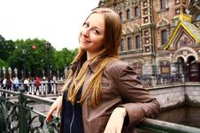 Free Beautiful Young Woman Stock Image - 14759781