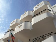 Free Balconies Stock Images - 14759864