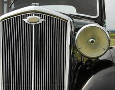 Free Vintage Car Royalty Free Stock Photo - 14759875