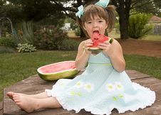 Free Watermelon Delight Stock Photos - 14760583