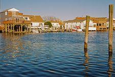 Free Intercoastal Waterway Homes Stock Photography - 14760742