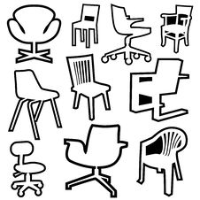 Free Chairs Stock Images - 14760764