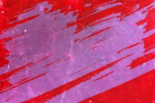 Free Red Wall With A Grunge Background Royalty Free Stock Image - 14761476