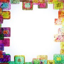 Free Frame Squares Royalty Free Stock Image - 14761546