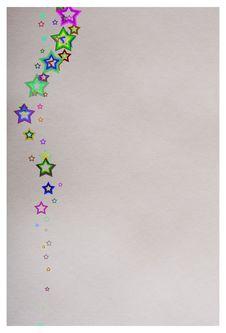 Free Star Frame Stock Images - 14761624