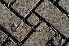 Free Brick Pattern Royalty Free Stock Image - 14761756