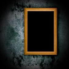 Free Polaroid Frame On Grunge Royalty Free Stock Photo - 14761895