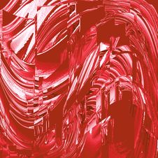 Free Red Glass Royalty Free Stock Photography - 14761907