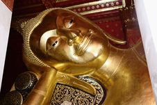Free Reclining Buddha Stock Images - 14762184