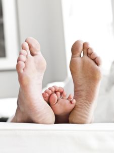 Free Sole Of Feets Royalty Free Stock Image - 14762606