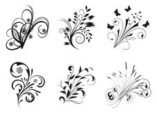 Free Collection Of Decorative Elements Royalty Free Stock Photo - 14762775