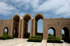 Free Grand Mosque Royalty Free Stock Photos - 14763178