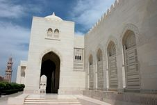 Free Grand Mosque Royalty Free Stock Image - 14763186