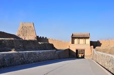 Free Tower On The Greatwall Royalty Free Stock Image - 14763596
