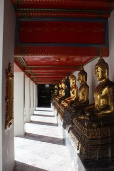 Free The Buddha Image Stock Photos - 14763723