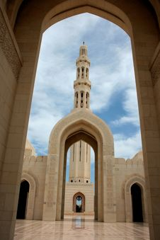 Free Grand Mosque Royalty Free Stock Photos - 14763838