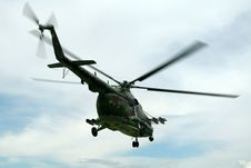 Free Military Helicopter Stock Photo - 14763890
