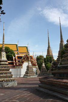 Free The Stupa Royalty Free Stock Photo - 14764165