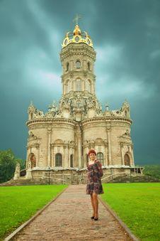 Free Parishioner-girl Stock Photography - 14765652