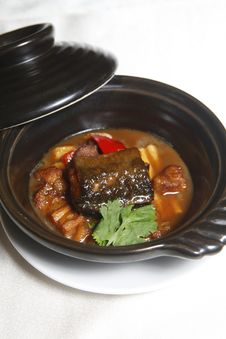 Free Eel Stew Royalty Free Stock Images - 14766719