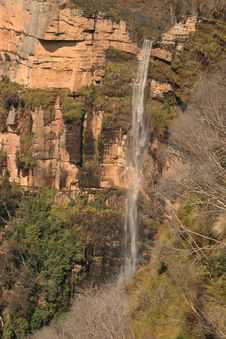 Free Waterfall Royalty Free Stock Photography - 14767067