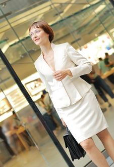 Free Business Woman Stock Image - 14768511