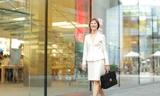 Free Business Woman Stock Photography - 14768522