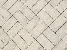 Grey Diagonal Pattern Tiles Stock Photography