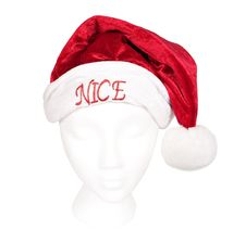 Santa Hat For Nice Person Royalty Free Stock Images