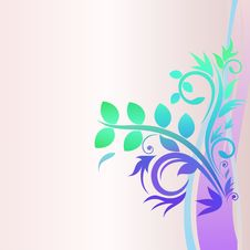Free Floral Background Stock Photography - 14768882