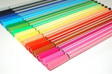 Free Felt-tip Pens Stock Images - 14768924