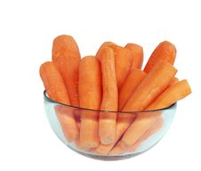 Free Purified Carrot Royalty Free Stock Photos - 14768968