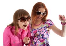 Free Mother And Daughter Smile Royalty Free Stock Images - 14769469