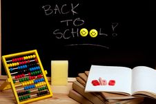 Free Back To School! Stock Photo - 14769470