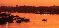 Free Sunset Stock Image - 14769491