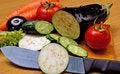 Free Appetizing Light Vegetables Snack Stock Images - 14771204