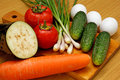 Free Appetizing Light Vegetables Snack Royalty Free Stock Images - 14771229
