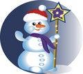 Free Snowman Royalty Free Stock Photos - 14778518