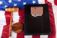 Free Mallet Of Justice Stock Photos - 14770143