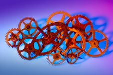 Free Multiple Gears Stock Photos - 14770553