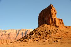 Free Colorful Desert Butte Stock Photos - 14771963