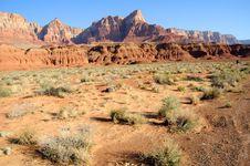 Vermilion Cliffs Stock Photo