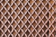 Wooden Loudspeaker Royalty Free Stock Photography