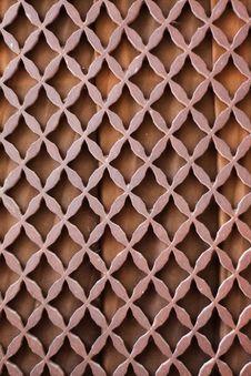 Wooden Loudspeaker Royalty Free Stock Images